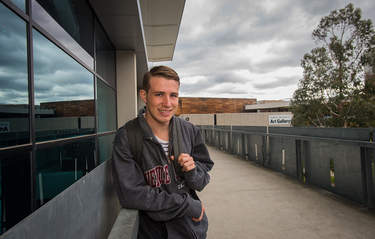 Deakin law student aims for Olympic success