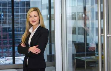 'Best 30 Lawyers Under 30' - one of Jessica's many career accomplishments