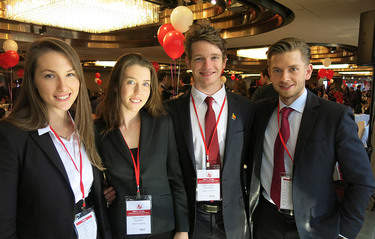 DLS students' skills on display at the Vis (East) Moot in Hong Kong