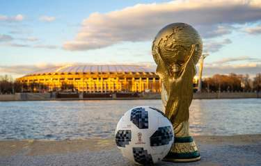 Russia to use World Cup to re-connect with the West