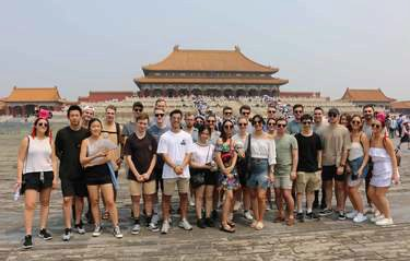 DLS students gain a unique perspective of China's legal system