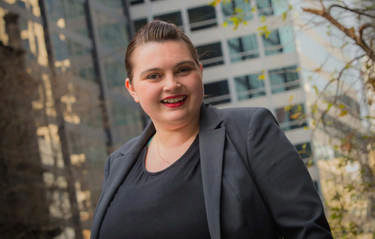 Cassandra Seery – Academic of the Year finalist in 2018 Australian Law Awards