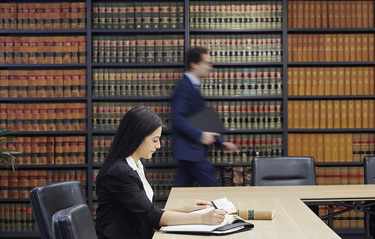 Why it's never too late to indulge a passion for law